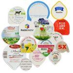 Gamme opercules yaourt alimentaire PACKINOV